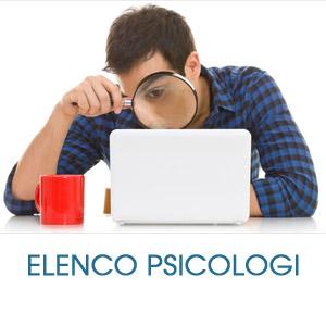Elenco psicologi per la cura dell'ansia
